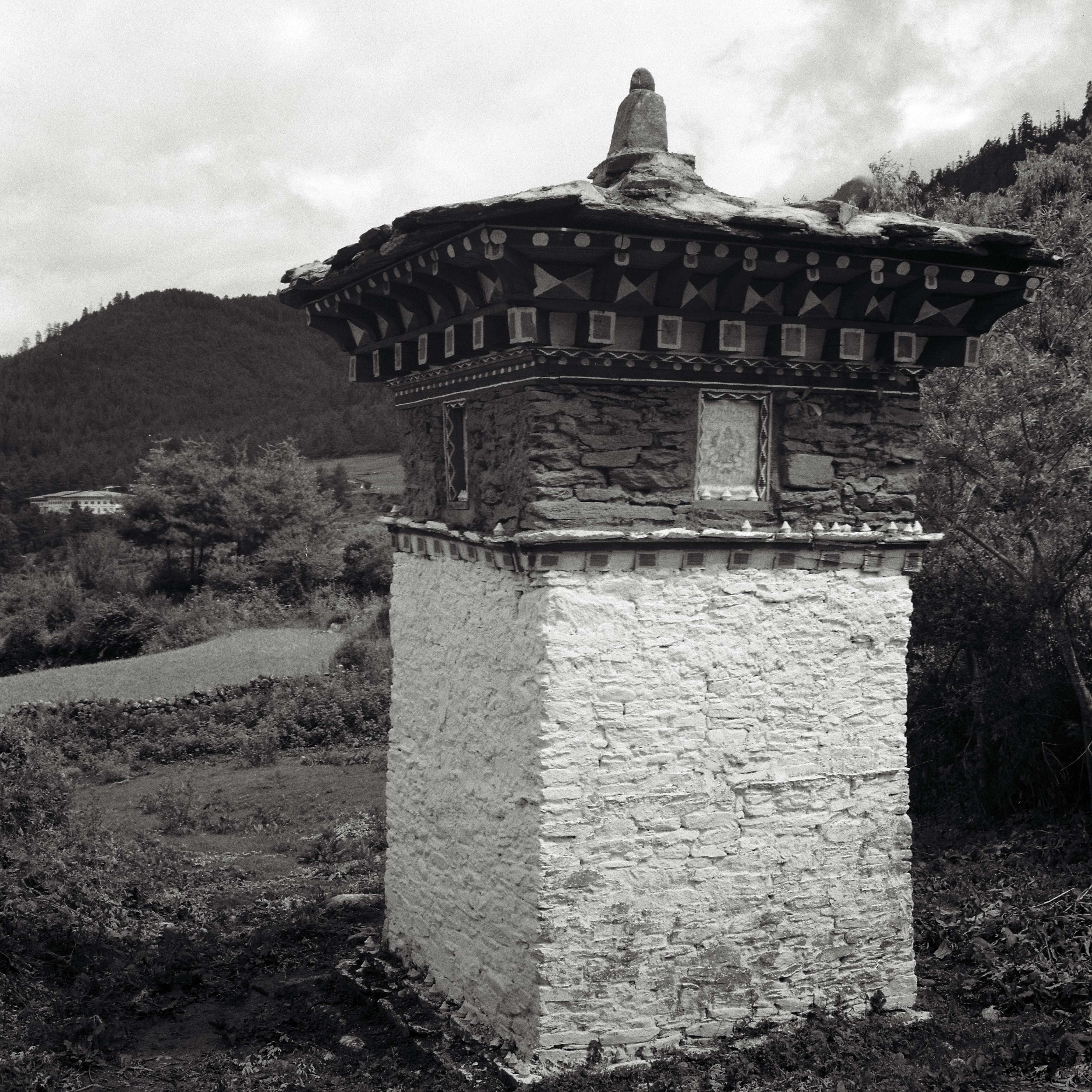 Chorten, Haa Valley
