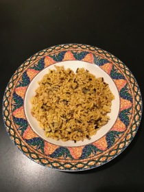 I Started with Wild and Brown Rice